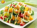 必胜客菜单价格图片:大虾蔬果沙拉(Da Xia Su Guo Sala)